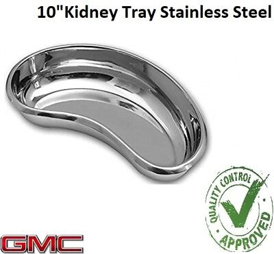 Professional Surgical KIDNEY TRAY DISH BASIN Stainless Steel - 10  KIDNEY TRAY • 6.49£