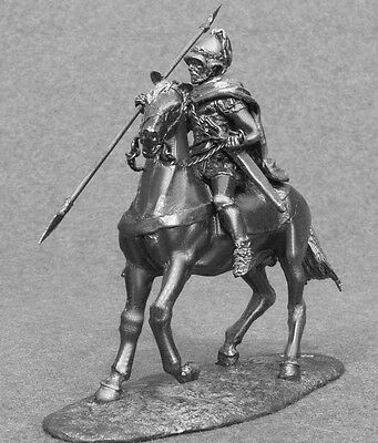 $44.90 • Buy Figures Ancient Greek Toy Soldiers 1/32 Macedonian Cavalry Horse Rider 54mm Tin