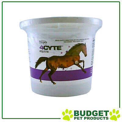 AU246 • Buy 4CYTE Equine Joint Support Supplement Granules For Horses 700gm