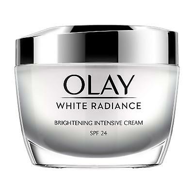 AU33.78 • Buy Olay White Radiance Advanced Fairness Brightening Intensive Cream, 50g Free Ship