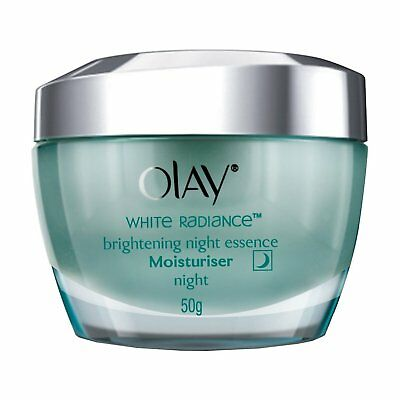AU42.52 • Buy Olay White Radiance Advanced Whitening Night Essence Skin Cream Moisturizer, 50g