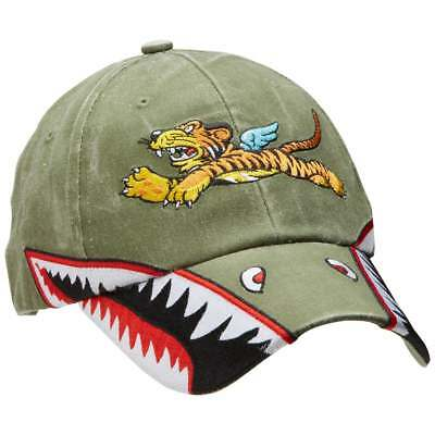 £30 • Buy Sportys Gifts For Aviators Flying Tigers Baseball Cap