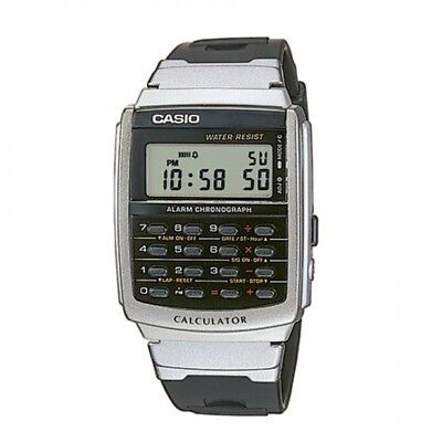 View Details Brand New Casio  Calculator Watch Ca-56-1 **uk Seller** • 31.55£
