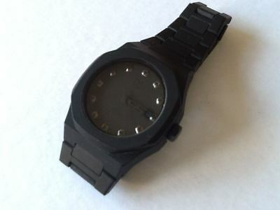 Used: D1 Milano, Men's Black Crystal Collection Watch. L4717a. • 65£