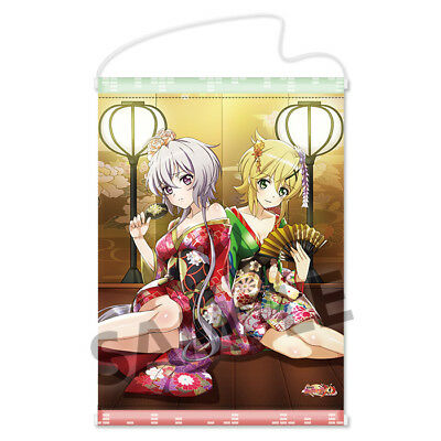 $ CDN24.17 • Buy Symphogear XD UNLIMITED A3 Tapestry Chris Kirika Japan