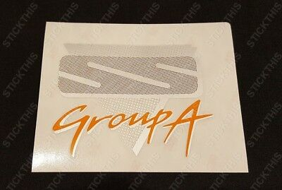 AU32.45 • Buy Holden SV HSV VN Group A Body Decal