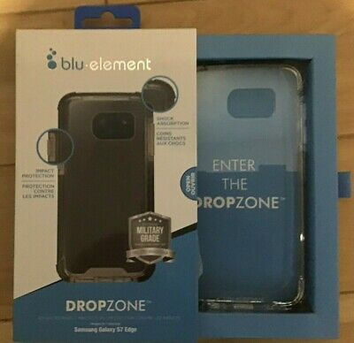 $ CDN5.99 • Buy Blu Element DropZone Rugged Case For Samsung Galaxy S7 Edge (Black)