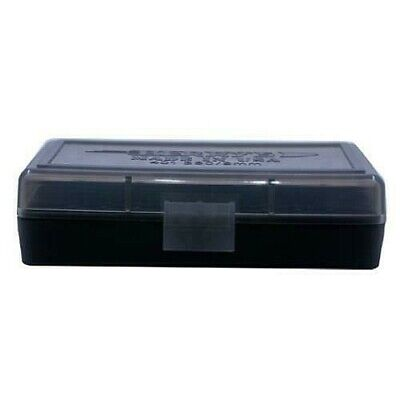 AU10.80 • Buy AMMO BOXES (2) SMOKE 50 Round 9MM / 380 - Berry's Plastic Container