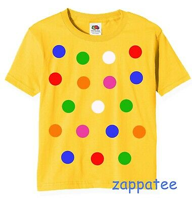 Children 's Spotty Dotty T Shirt. All In Stock. Need A Boys Or Girls Spots Tee?  • 6.30£