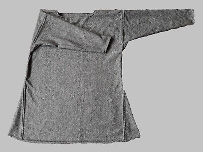 Early Medieval Tunic - Fully Handsewn Seams - To Fit Up To 50  Chest • 85£