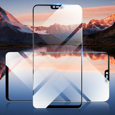 AU5.99 • Buy 5D Full Coverage Tempered Glass Screen Protector For OnePlus 6T 6 | 5 | 3T 3