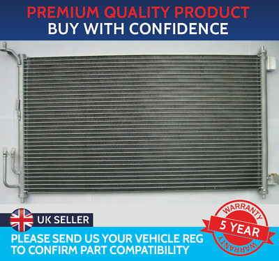 Condenser Air Con Radiator To Fit Nissan Micra K12 Juke F15 Note Renault Modus • 52.25£