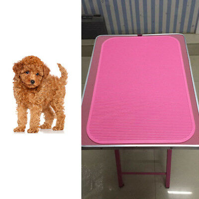 Pet Dog Cat Waterproof Rubber Mats For Grooming&Food Bowls Placemats • 27.06£