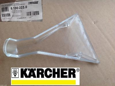 £10.95 • Buy KARCHER Clear Plastic Fishtail Hand Tool Cover For Puzzi 8/1 100 200 300 SEG 10