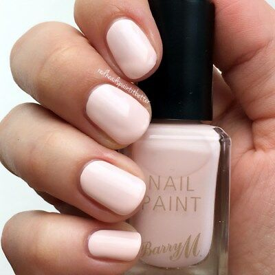 £3.95 • Buy Barry M Nail Polish Paint In Cashmere - 10ml