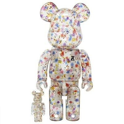 $450 • Buy Medicom BE@RBRICK Anrealage 100% 400% Bearbrick Figure Set