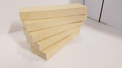 £28.48 • Buy 32 X Vermiculite Stove Bricks, Stove Fire Brick 230mm X 70mm X 25mm Easy To Cut
