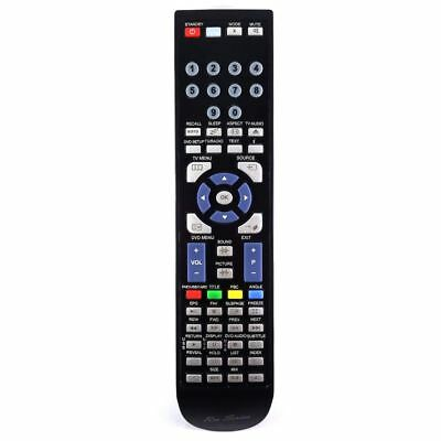 *NEW* RM-Series Replacement TV Remote Control For Logik L26DVDB20 • 14.95£