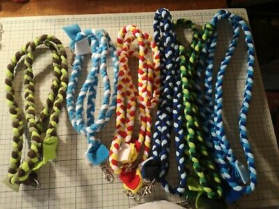 £3.49 • Buy Braided Rope, Sugar Glider, Rats, Rodents, Birds, Pet Toys,