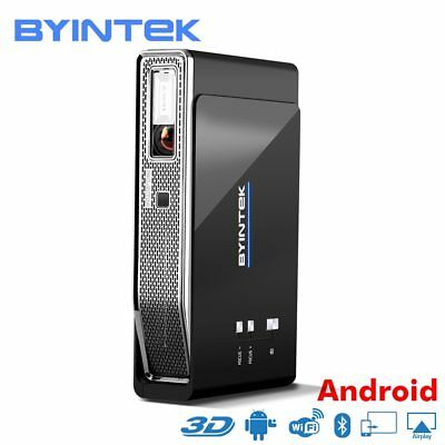 AU945.13 • Buy BYINTEK Smart Android WIFI Home Theater Portable 3D Projector Full HD HDMI 4K