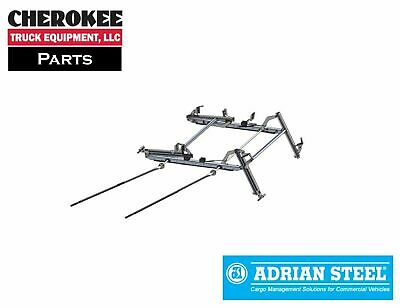 $2224.30 • Buy Adrian Steel DD63PMH159, Double Sided Ladder Rack For ProMaster High Roof 159 WB