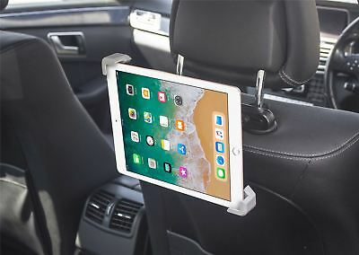 Car Windscreen & Back Seat Headrest Holder Mount For Apple IPad • 11.99£