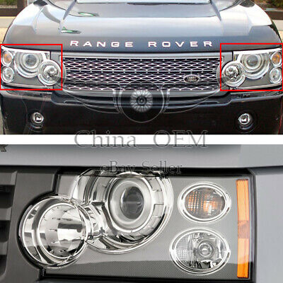 2006 Range Rover Hse Headlights