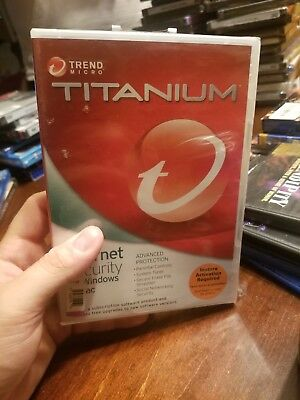 £3.05 • Buy Titanium Internet Security For Windows And Mac - 3 Users, New Software