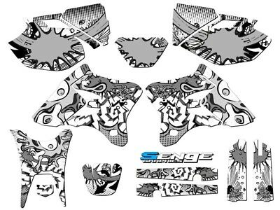 $184.99 • Buy 2003 2004 Wr 250 450 Graphics Kit Yamaha Wr250f Wr450f Deco Wr250 Wr450