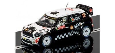 Scalextric C3385 MINI Countryman WRC • 38.99£