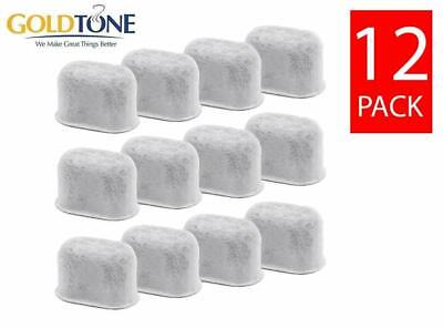 $9.99 • Buy (12) Charcoal Water Filters For ALL Breville Coffee Makers, BWF100 Replacement