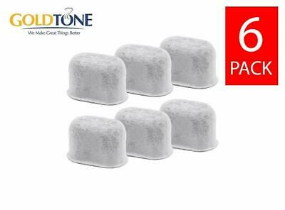 $6.39 • Buy (6) GoldTone Charcoal Water Filters For Keurig 1.0 2.0 & Breville Coffee Makers