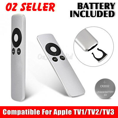 AU7.85 • Buy Upgraded Replacement Universal Infrared Remote Control For Apple TV1/TV2/TV3