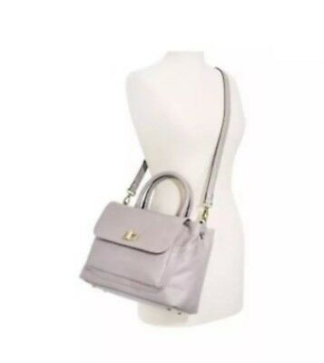 1605d04b54bb New Merona Women s Solid Satchels With Removable Strap - Zinc Purse • 15.97