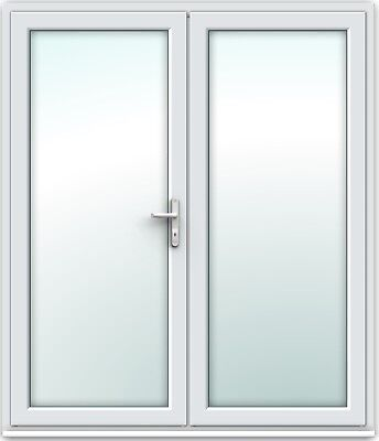 £636 • Buy White French Patio Door 1790mm X 2090mm - IN STOCK FOR SAME DAY DISPATCH
