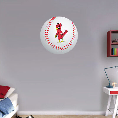 St Louis Cardinals Wall Stickers Compare Prices On Dealsan Com