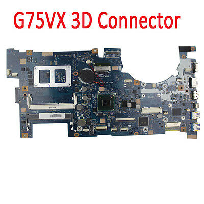 AU120.57 • Buy For Asus G75VX Motherboard  3D LCD Connector 60-NLEMB1001-C03  HM77 Mainboard