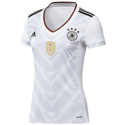 £24.99 • Buy Genuine Adidas DFB Germany National Team Women's Home Jersey 2017, Size: M, L