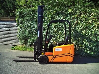 £3950 • Buy Samuk 1.5t Electric Counterbalance Forklift Truck