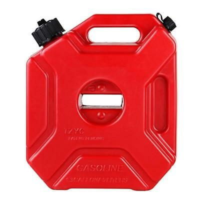 $ CDN48.32 • Buy 1.3Gallon/5L Fuel Gas Storage Tank Can Container With Lock For ATV And Motorcyle