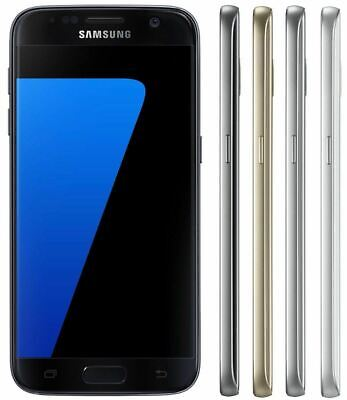 $ CDN127.56 • Buy Samsung Galaxy S7 - 32GB (Factory GSM Unlocked; AT&T / T-Mobile) Smartphone PS
