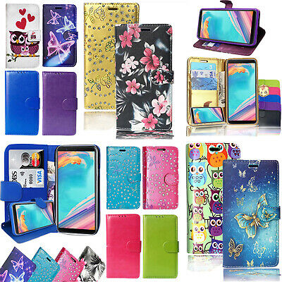 For Samsung Galaxy J3 2017 & J5 2017 Leather Magnetic Wallet Flip Case Cover • 3.59£