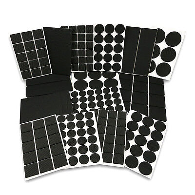 £3.29 • Buy Foam Rubber Furniture Pads Feet Black Floor Protector Self Adhesive Sticky Back