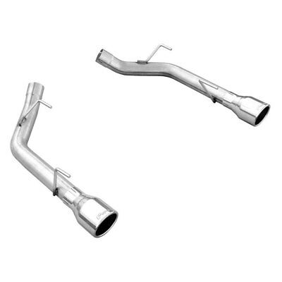 $291.68 • Buy For Ford Mustang 05-10 Exhaust System Pypes 409 SS Muffler Delete Axle-Back
