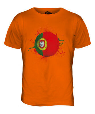 £20.86 • Buy Portugal Football Mens T-shirt Tee Top Gift World Cup Sport