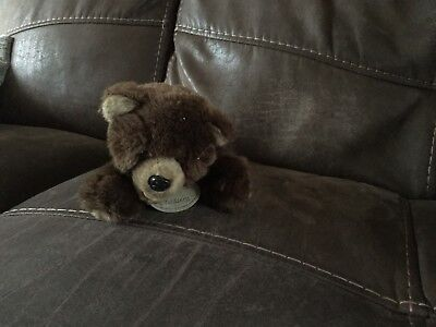 Yomiko Classics Grizzly Bear Soft Toy • 5£