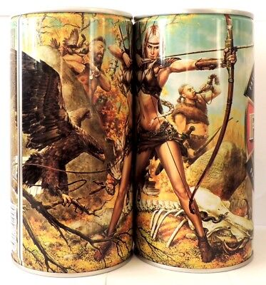 $ CDN13.24 • Buy Faxe Beer Can VIKING'S Best Friend Part 3 Hunter Can Volume 900 Limited Edition