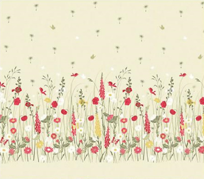 £40 • Buy Patterned (Country Garden Summer Daze) Made To Measure Dim-out Roller Blind