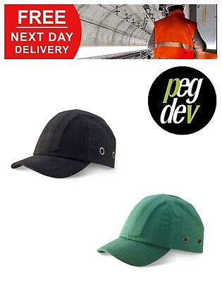 Personal Protective Equipment Ppe Multicolour Safety Baseball Cap Hgbbsbcbs • 19.99£