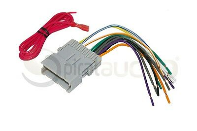 $11.99 • Buy GM 2000-2012 Radio Wire Harness Aftermarket For Radio Installation WH-0039